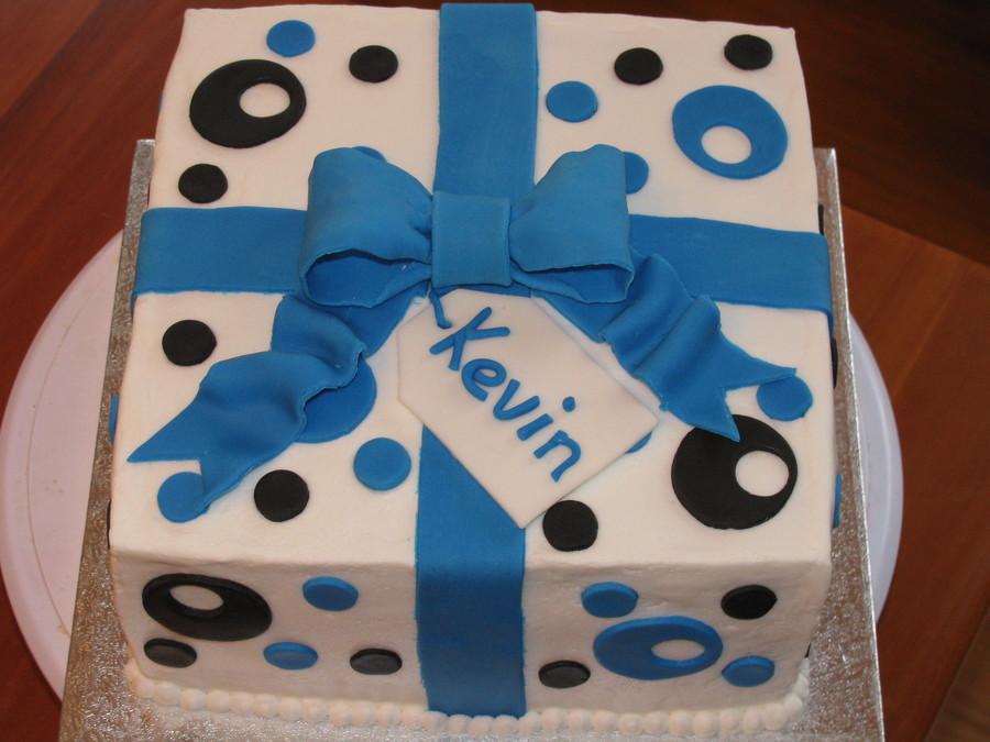 Birthday Present Cake Cakecentral