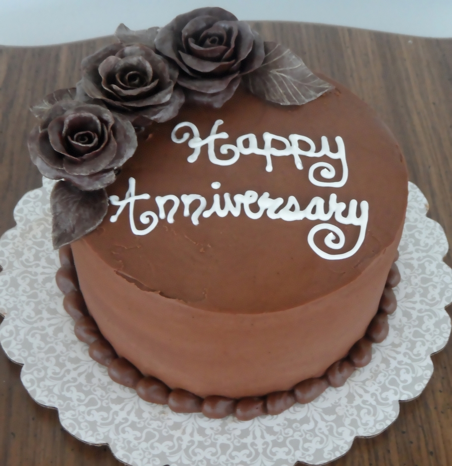 Simple Anniversary Cakes Recipes