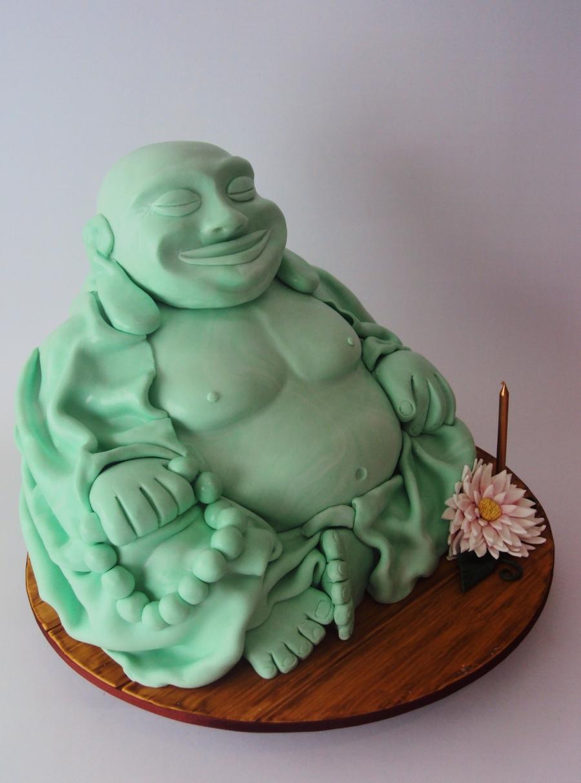 Jade Buddha Cake Cakecentral Com
