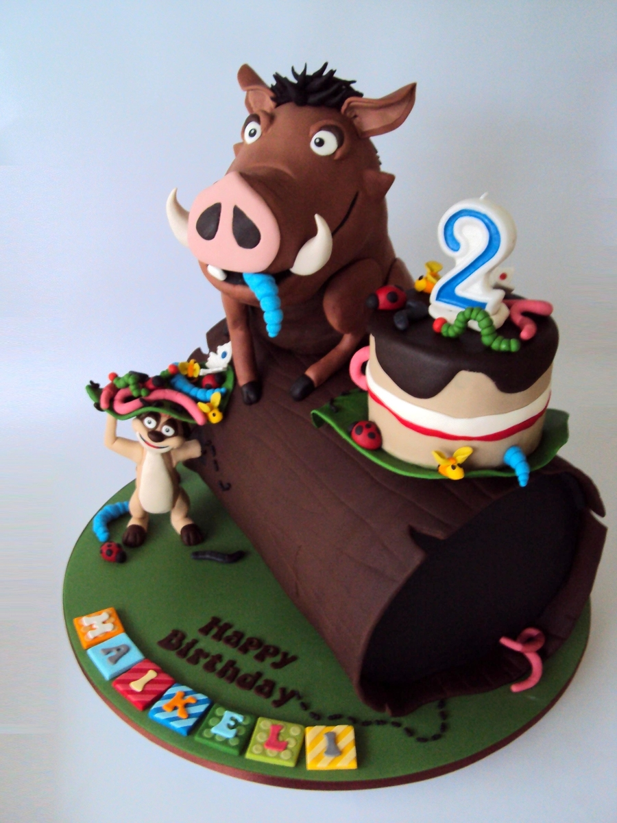 Enjoy Birthday Cake