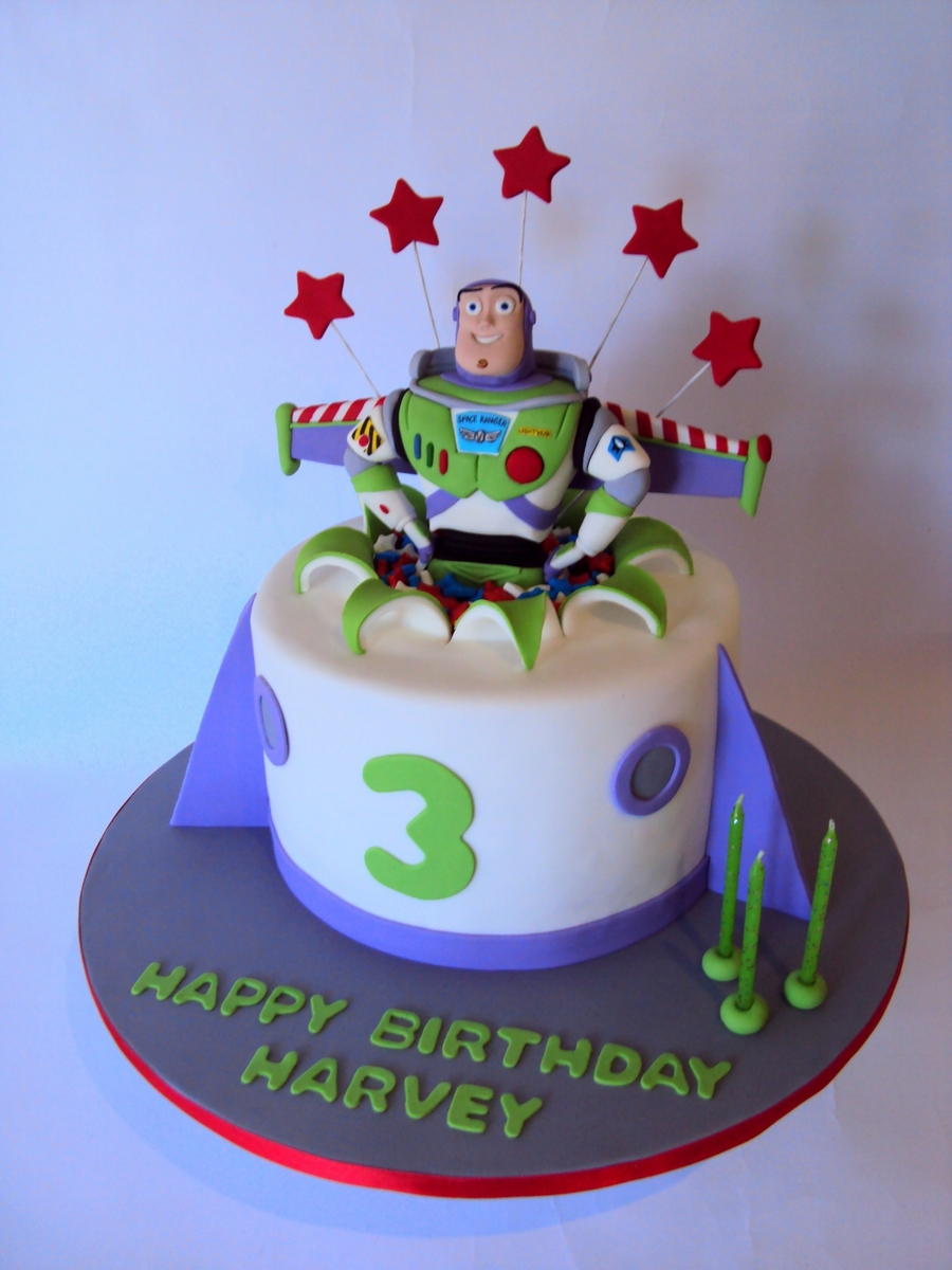 Toy Story Cake Topper Tutorial