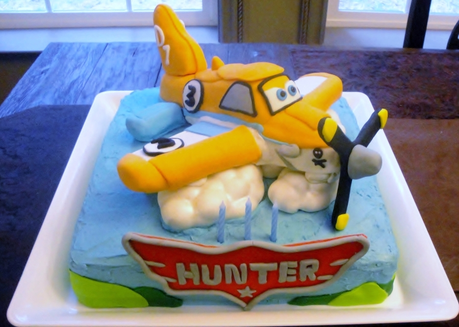 Disney Planes Dusty Cake Cakecentral