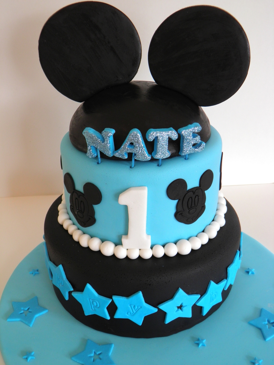 Mickey Mouse Cakecentral Com