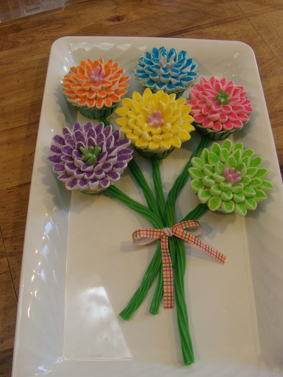 Magnificent Mums  on Cake Central
