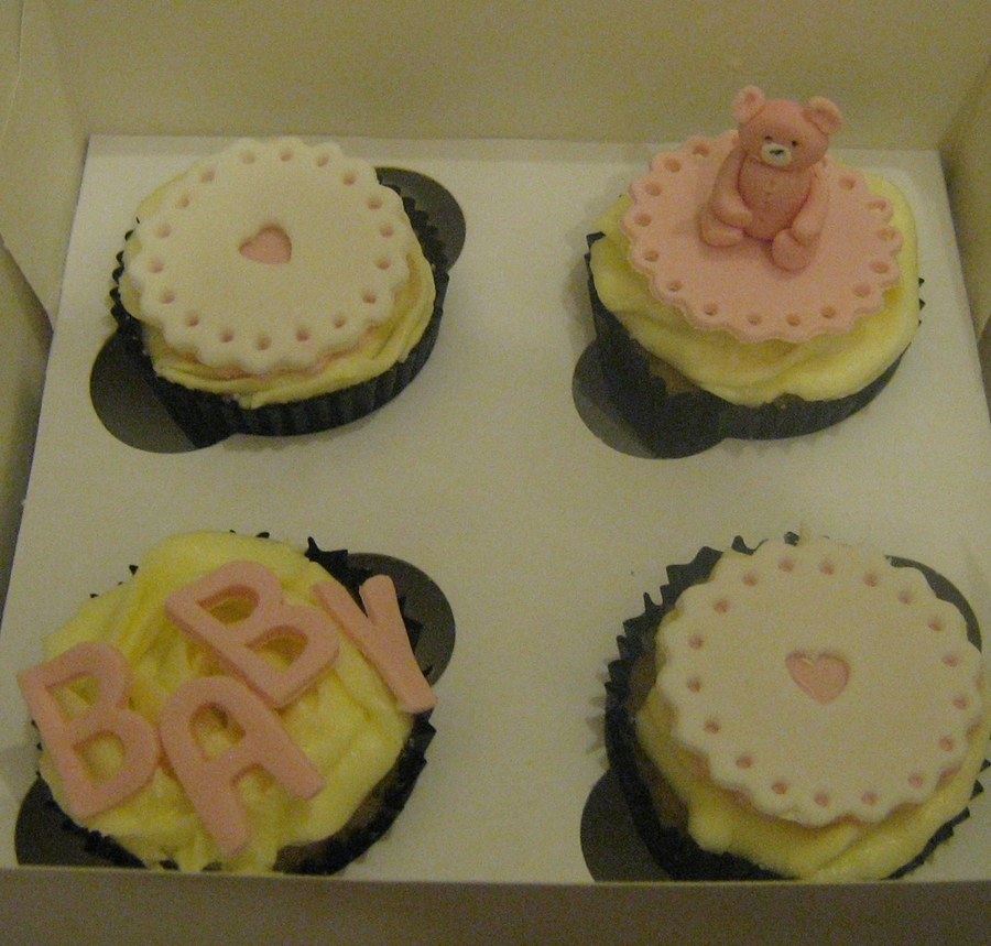 Baby Shower Cc on Cake Central