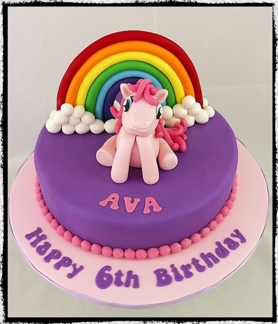 Birthday Cake Pinky