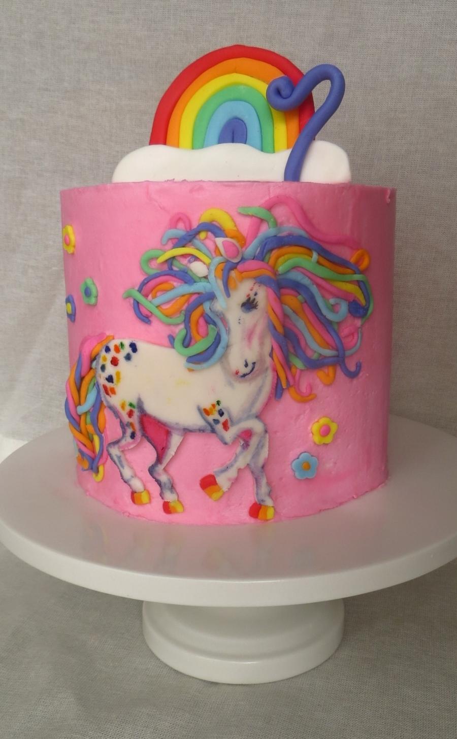Rainbow Majesty CakeCentralcom