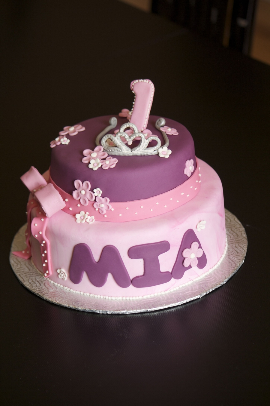 Princess Birthday Cake on Cake Central