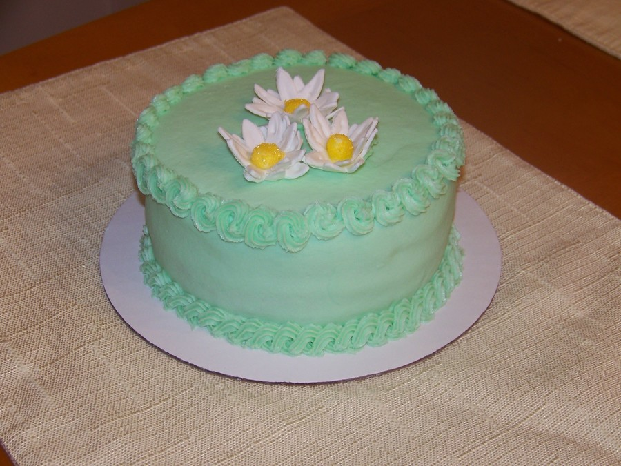 Daisies on Cake Central