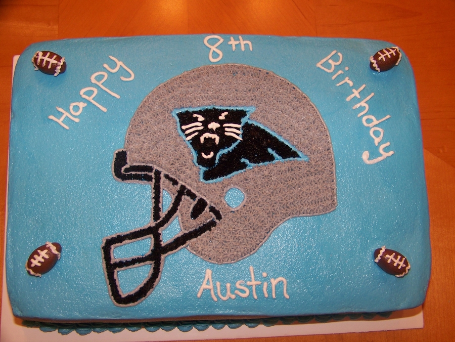 Panthers on Cake Central