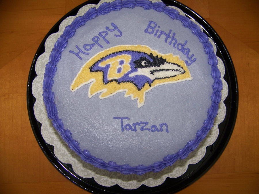 Raven's Birthday on Cake Central
