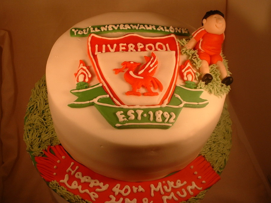 Th Liverpool Birthday Cakes