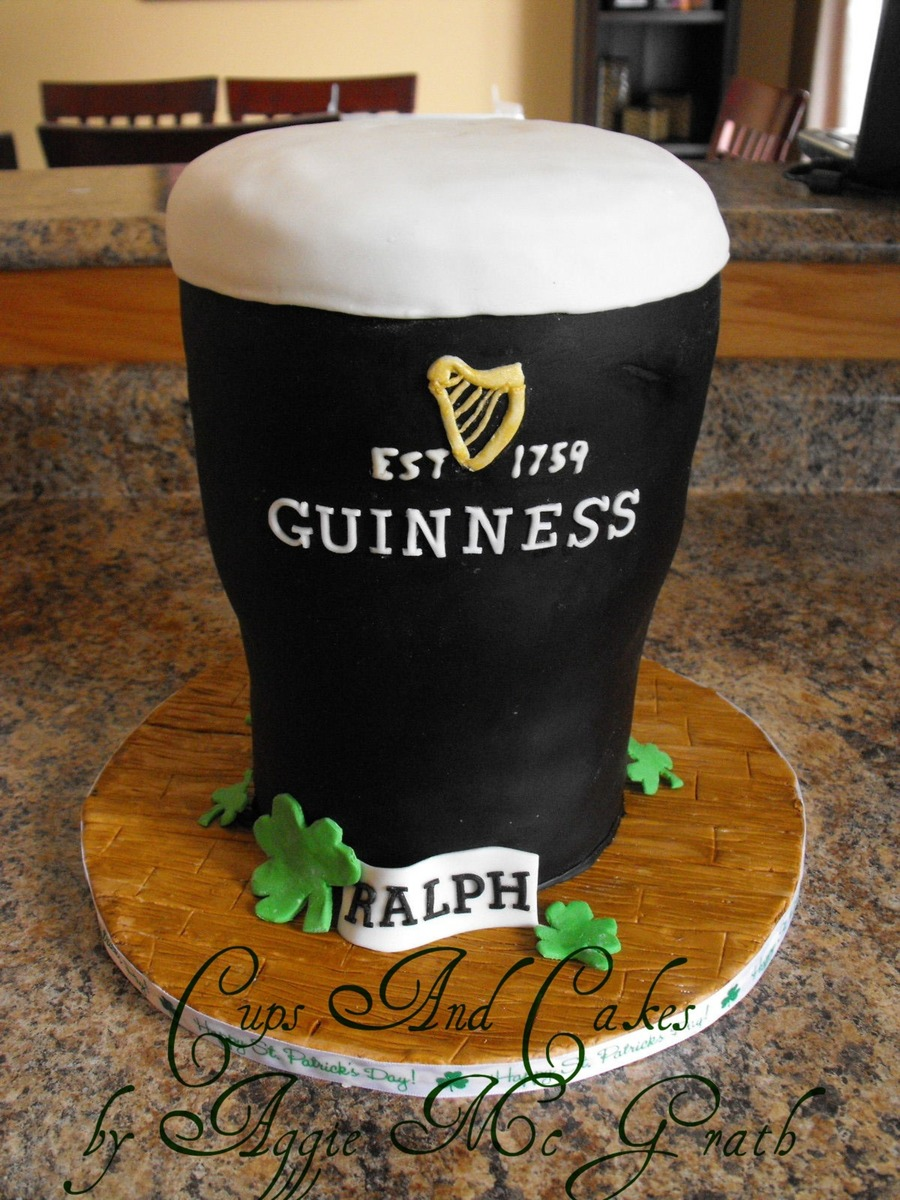 Guinness Cake on Cake Central