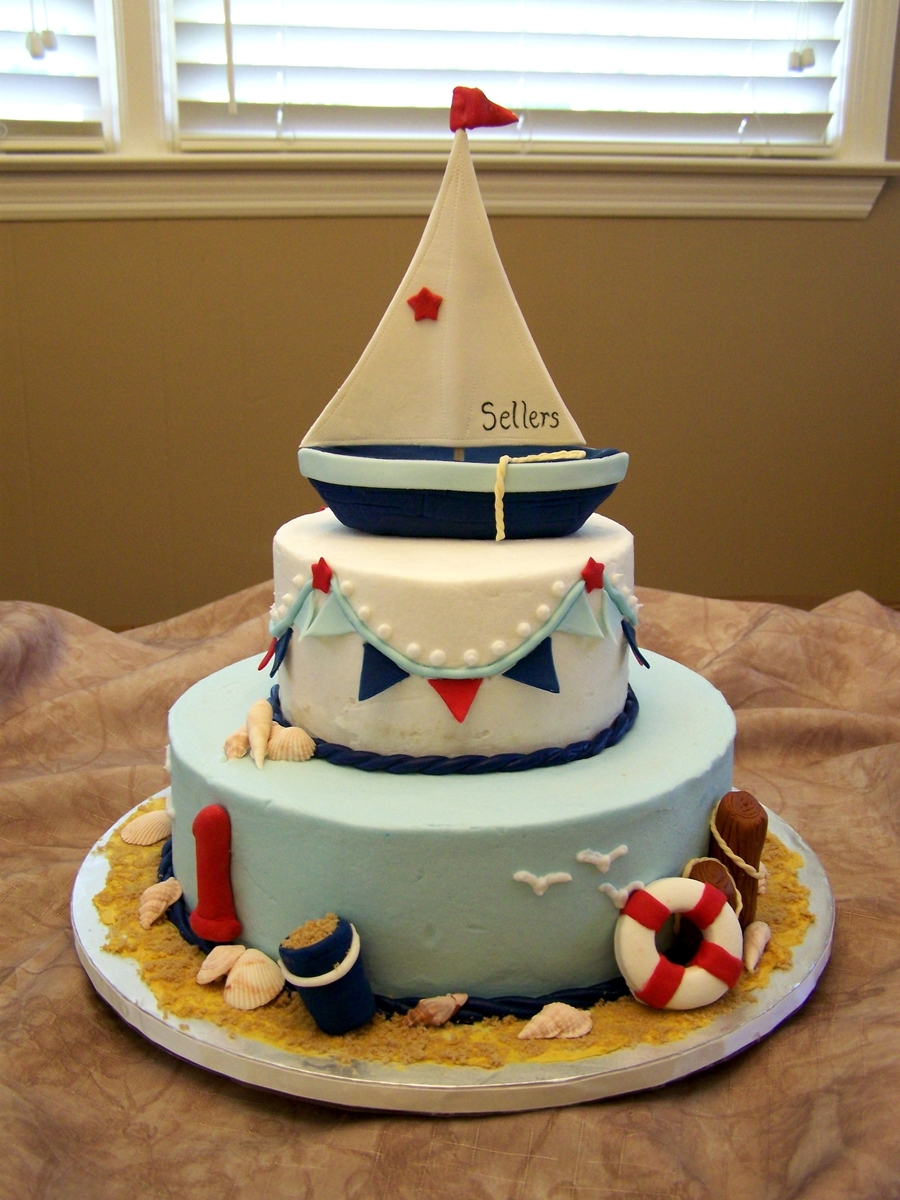 Nautical Theme Cakecentral Com