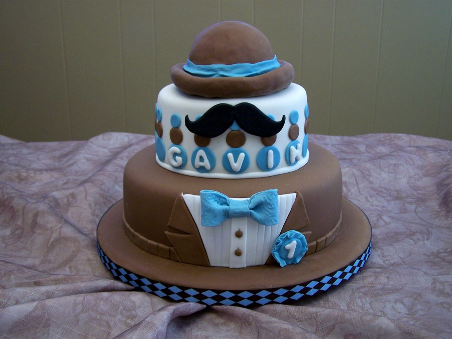 Cake Pictures For Man : My Little Man - CakeCentral.com