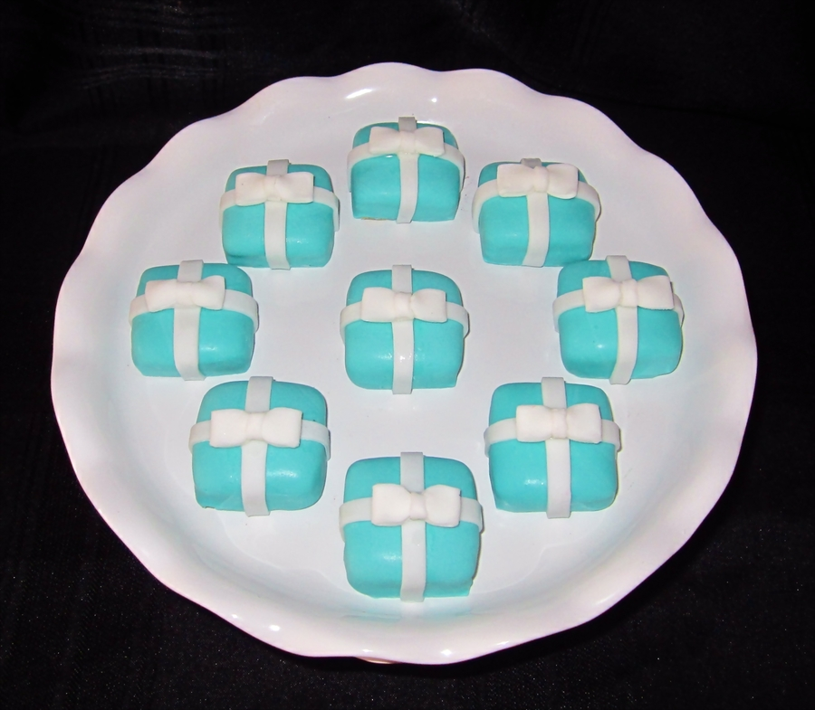 Tiffany Cake Balls on Cake Central