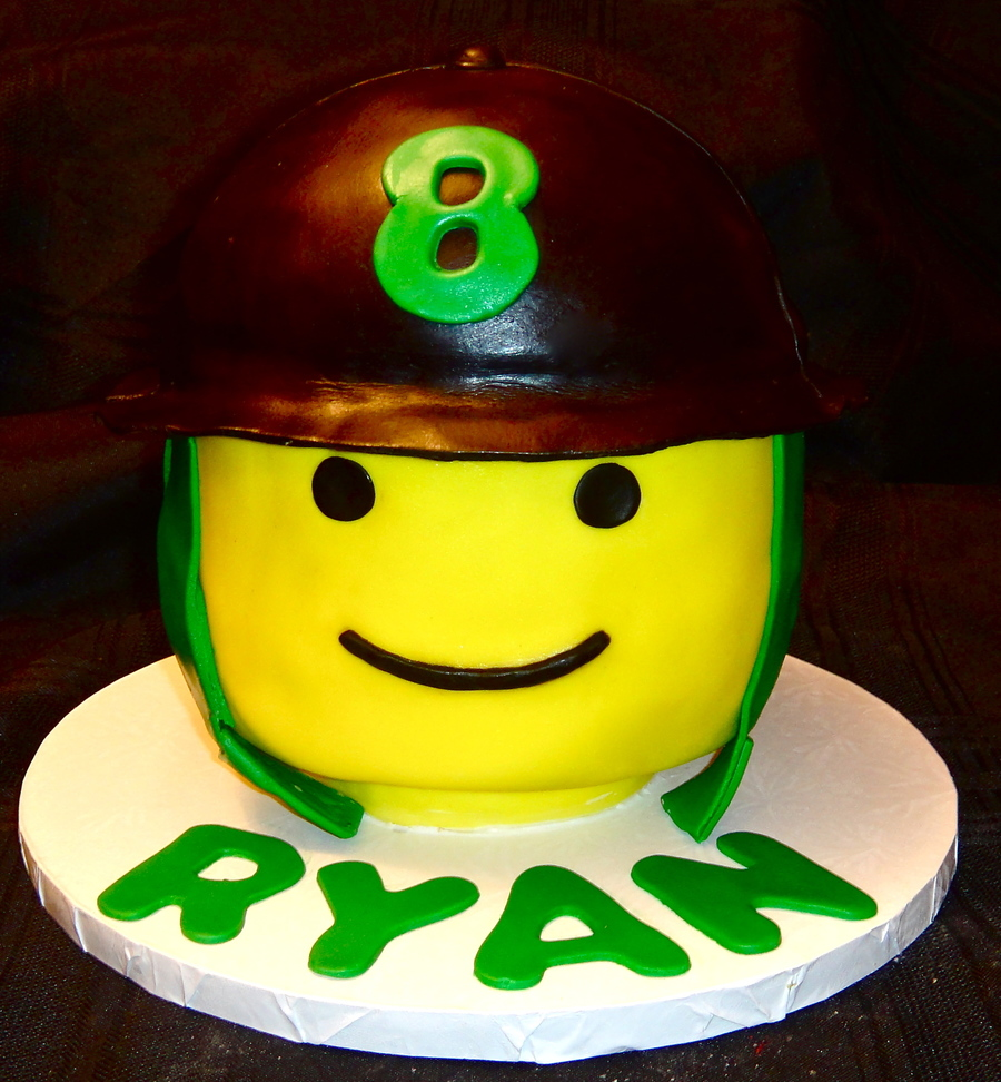 Lego Soldier Cake on Cake Central