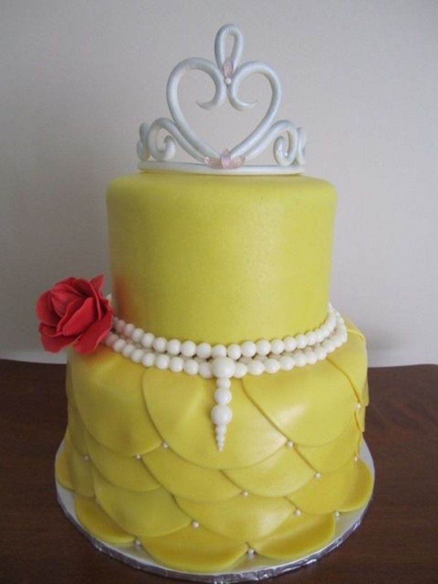 Image Result For Yellow Birthday Cakes Images