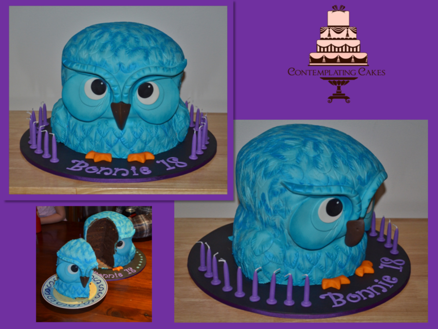Bonnie Owlpng on Cake Central