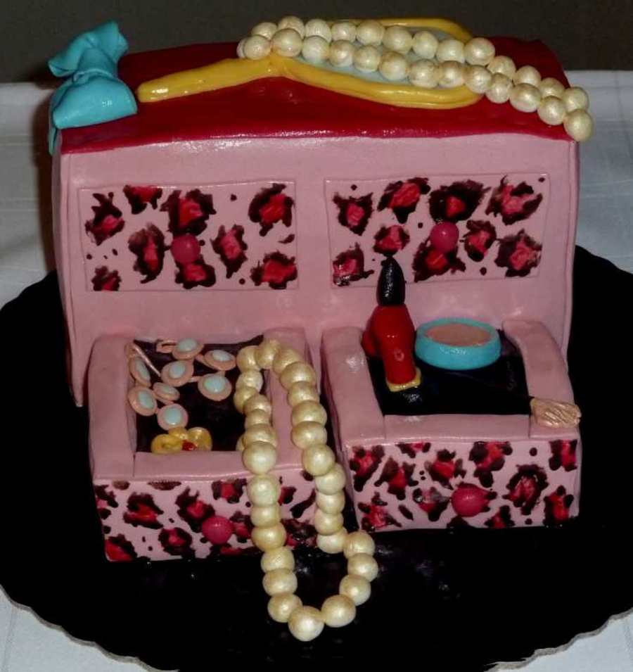 Jewel Box on Cake Central