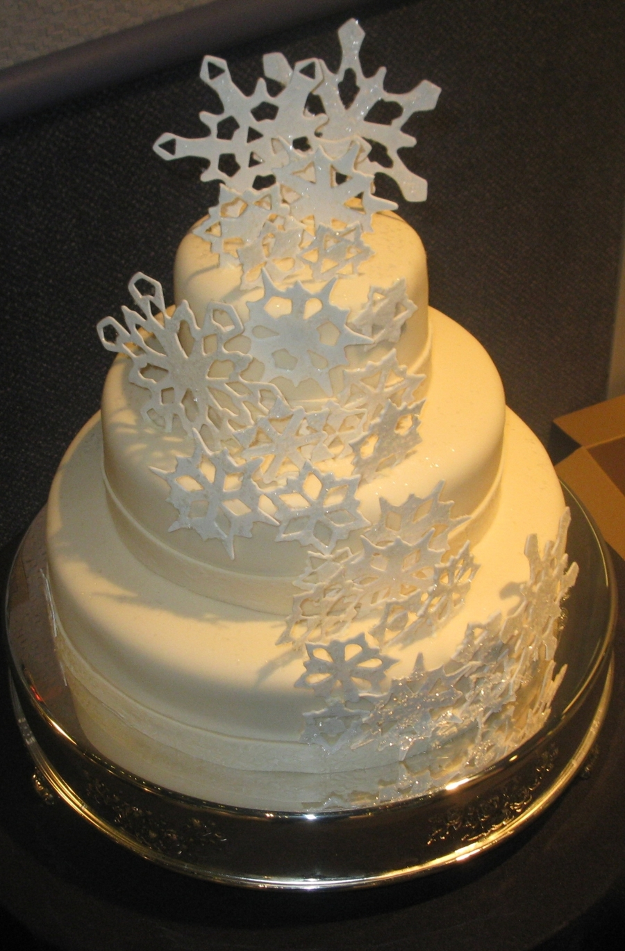 New Year's Eve Wedding on Cake Central