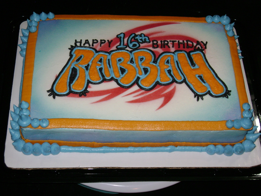Beyblade Cake on Cake Central