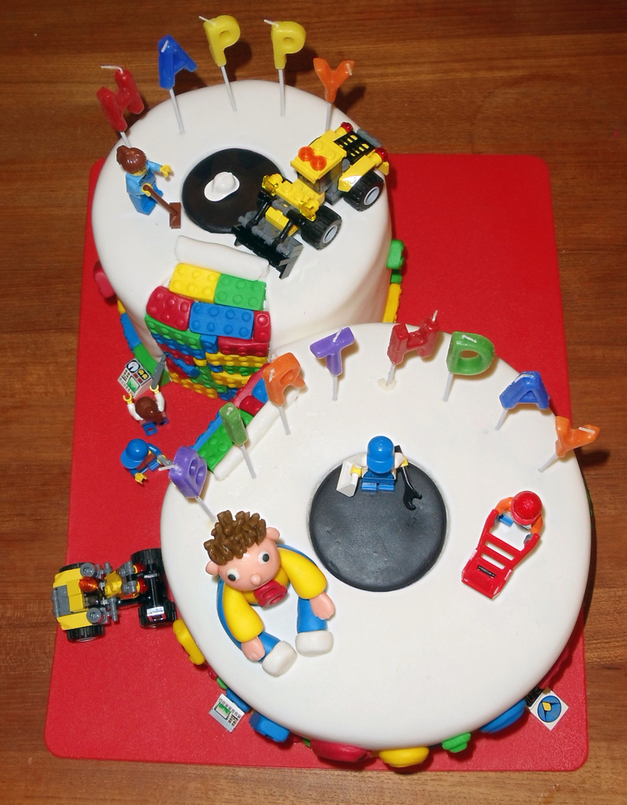 Remarkable Coles 8Th Birthday Cake Cakecentral Com Funny Birthday Cards Online Inifodamsfinfo