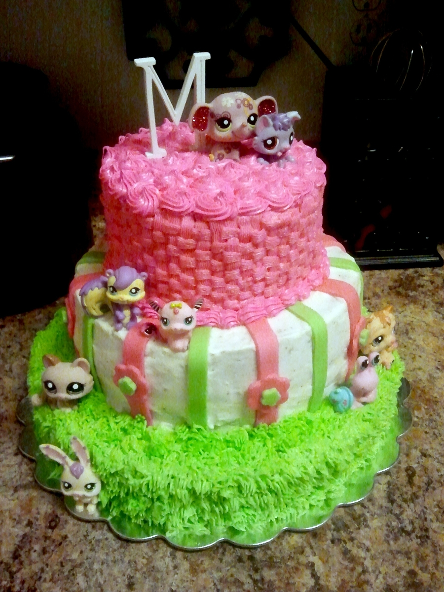 Super Littlest Pet Shop Birthday Cake Cakecentral Com Funny Birthday Cards Online Elaedamsfinfo
