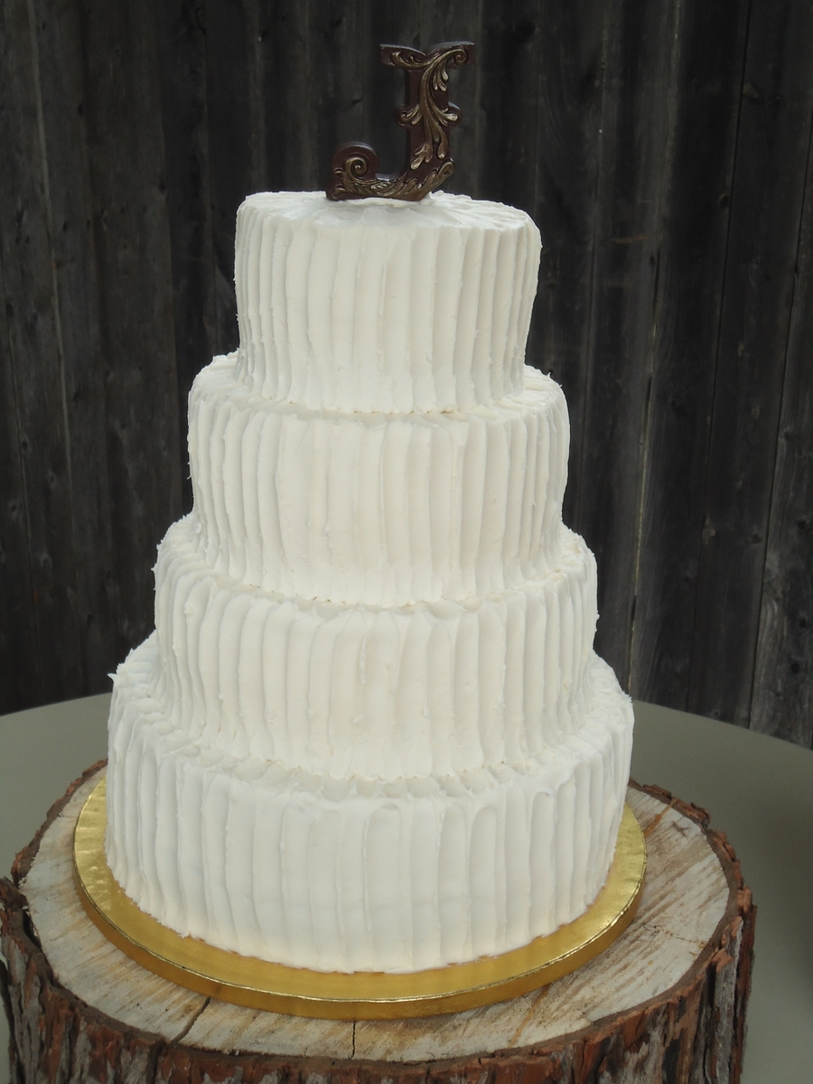 Rustic Wedding on Cake Central