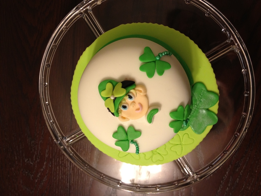 St. Patrick's Day Mini on Cake Central