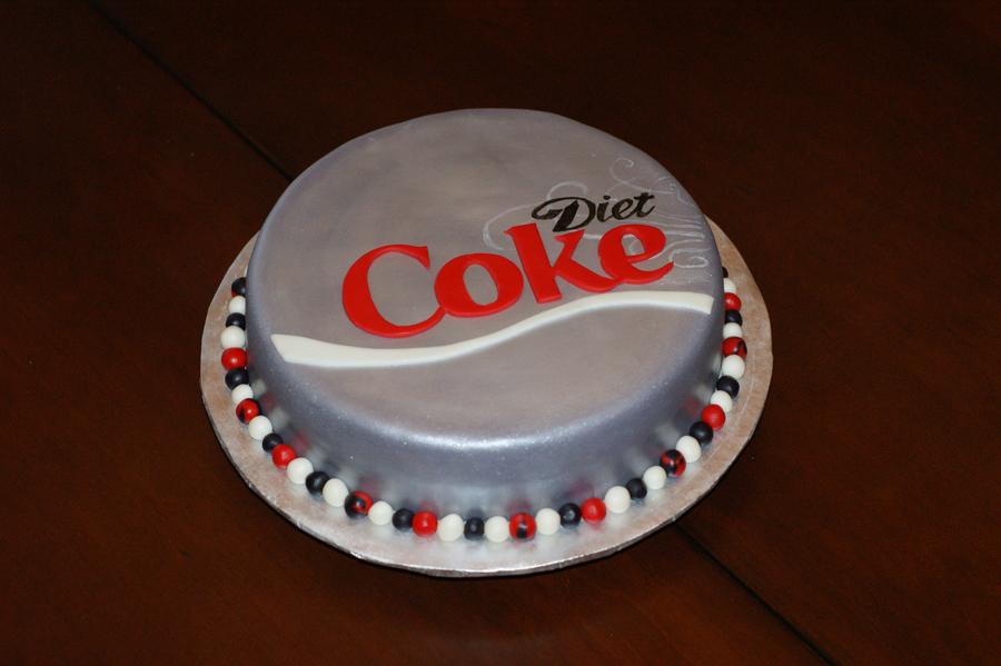 Diet Coke Cake - CakeCentral.com