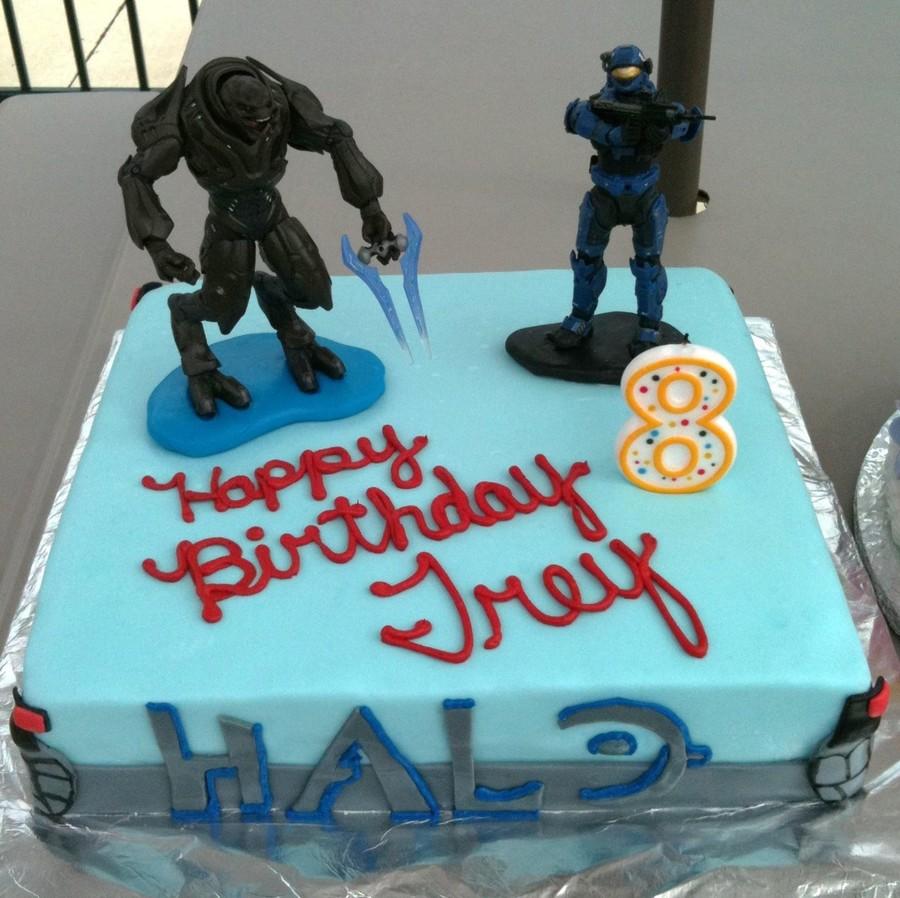 Awe Inspiring Halo Cake Cakecentral Com Birthday Cards Printable Nowaargucafe Filternl