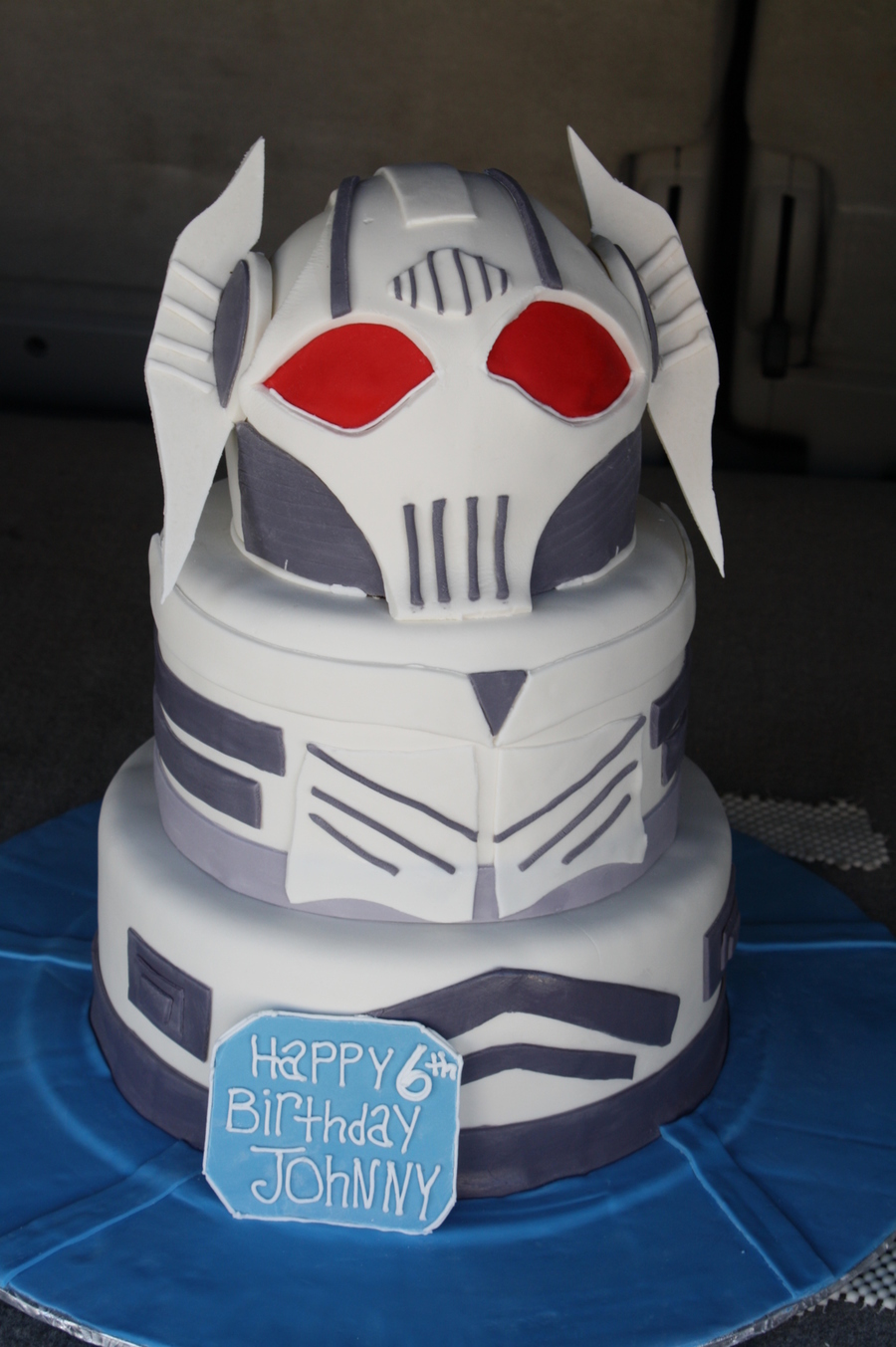 General Grievous - Star Wars  on Cake Central