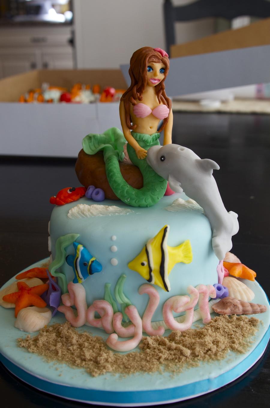 Ocean Cake Cakecentral Com