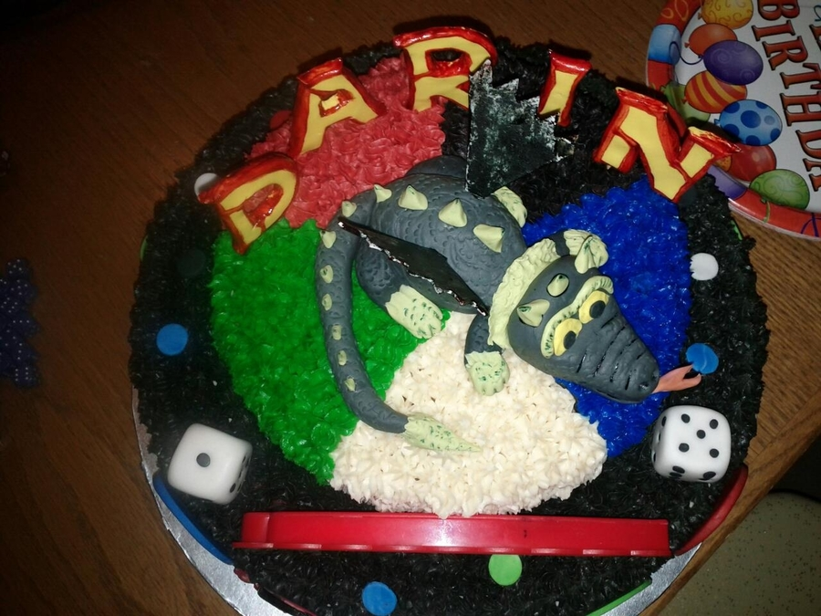 Magic The Gathering Birthday Cake Cakecentral