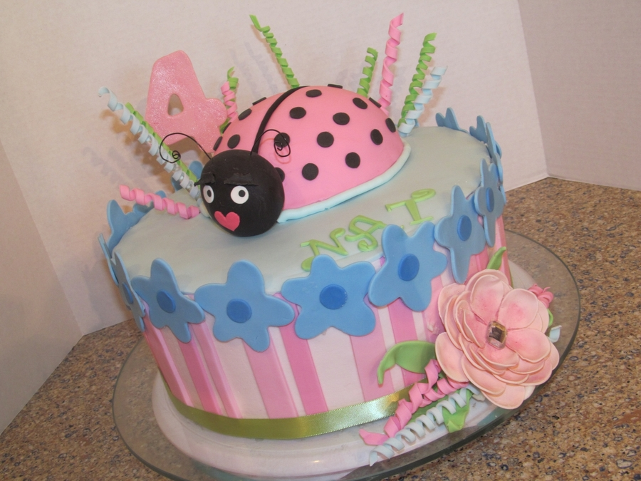 Ladybug Celebration on Cake Central
