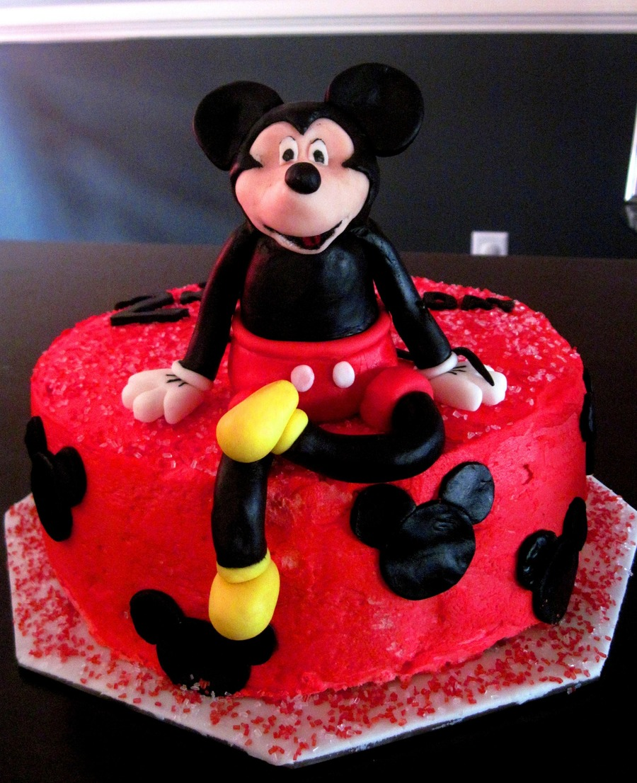 Mickey Mouse Birthday on Cake Central