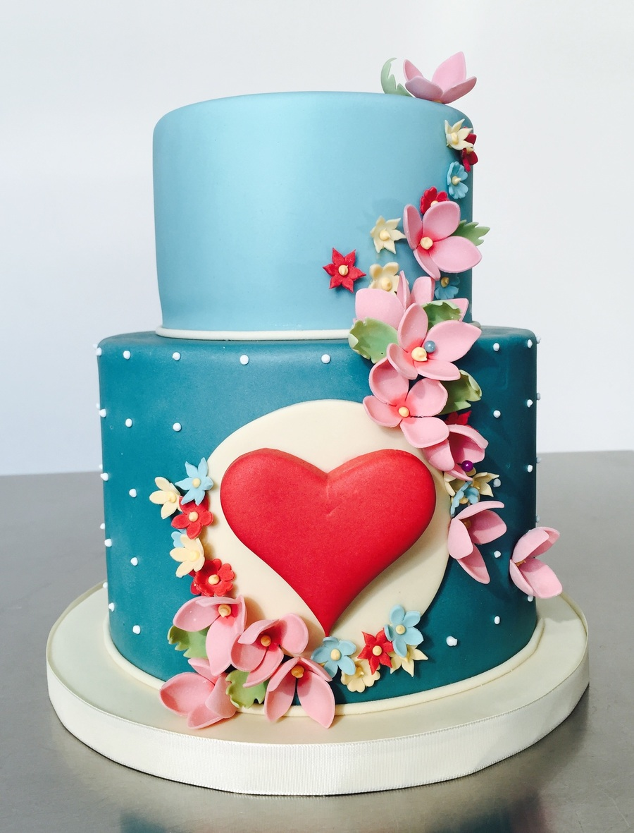 Happy Valentines Cakecentral Com
