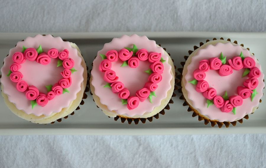 Sweet Valentine on Cake Central