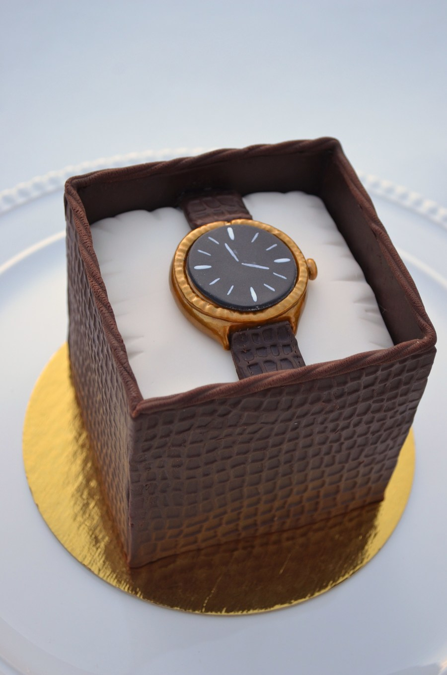 Watch Box Cakecentral Com