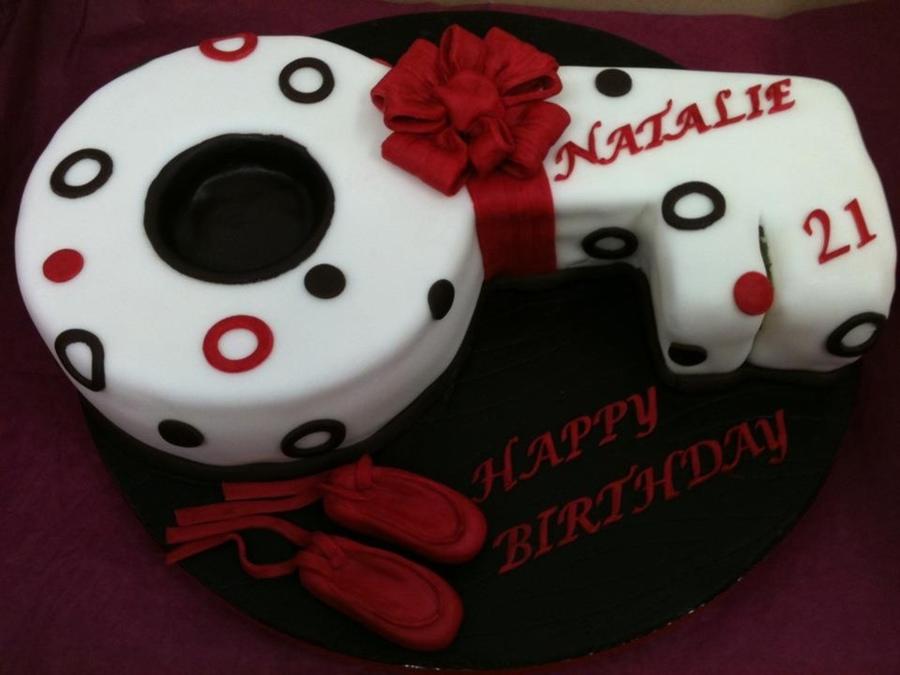 Key Cake Designs