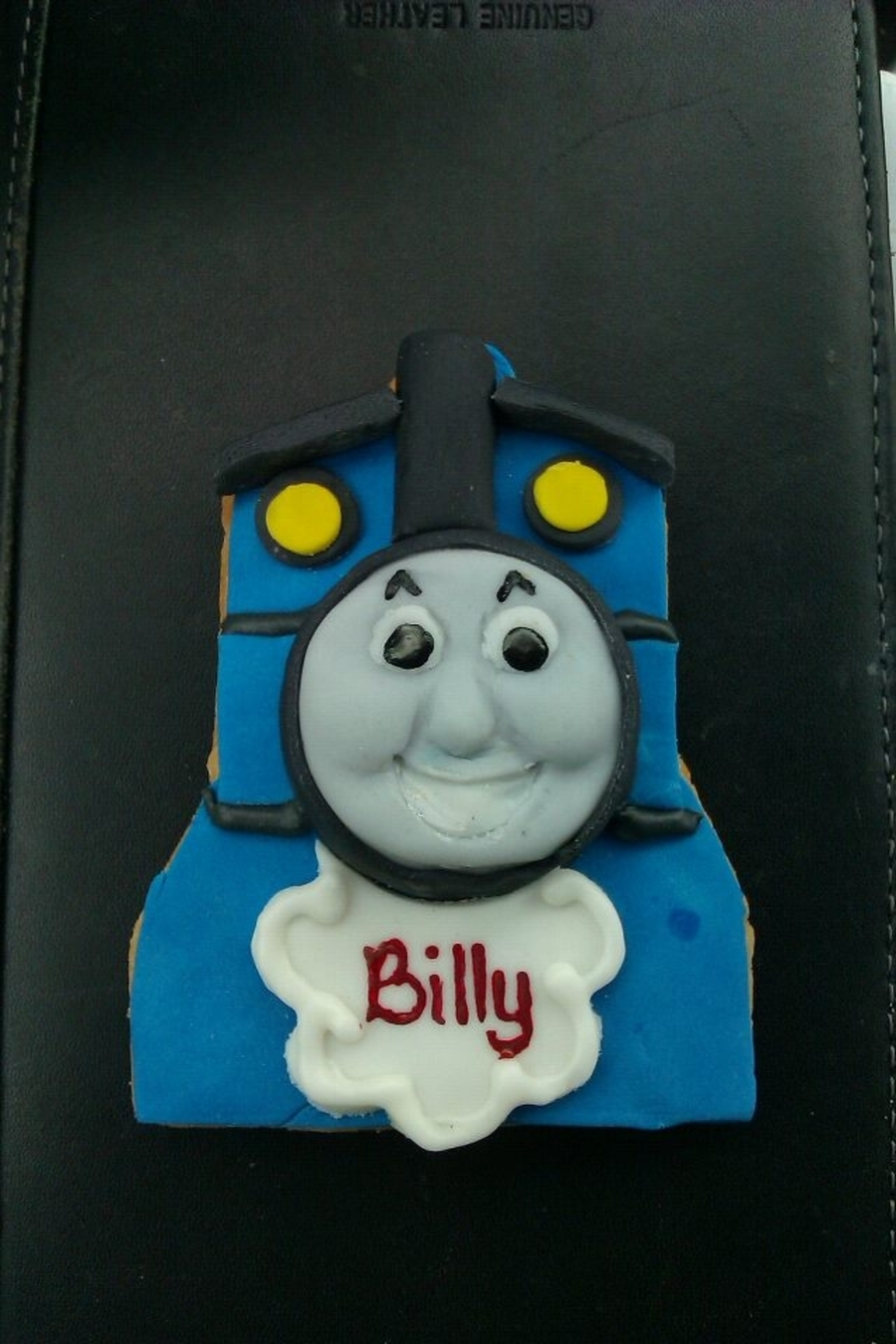 Thomas The Train Cookie on Cake Central