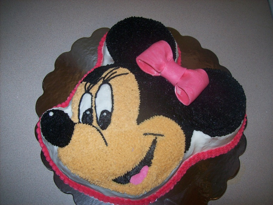 Mickey Mouse Cake Pan Recipe