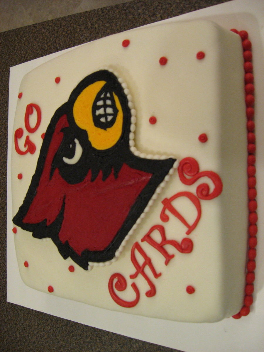 University Of Louisville Cake on Cake Central