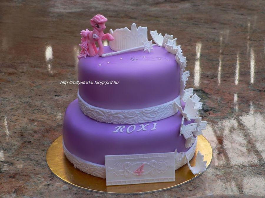 Purple Cake on Cake Central