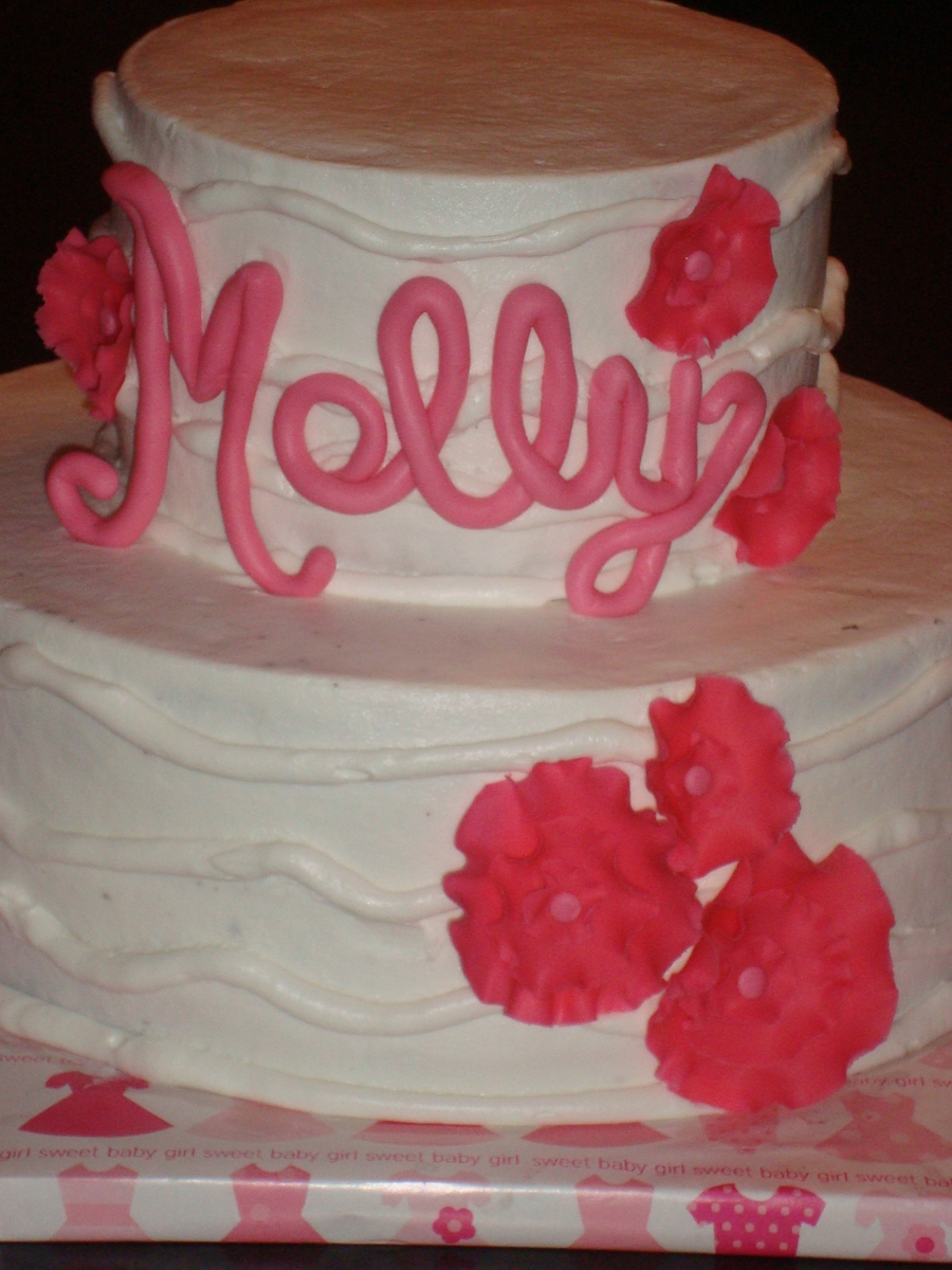 Baby Molly on Cake Central