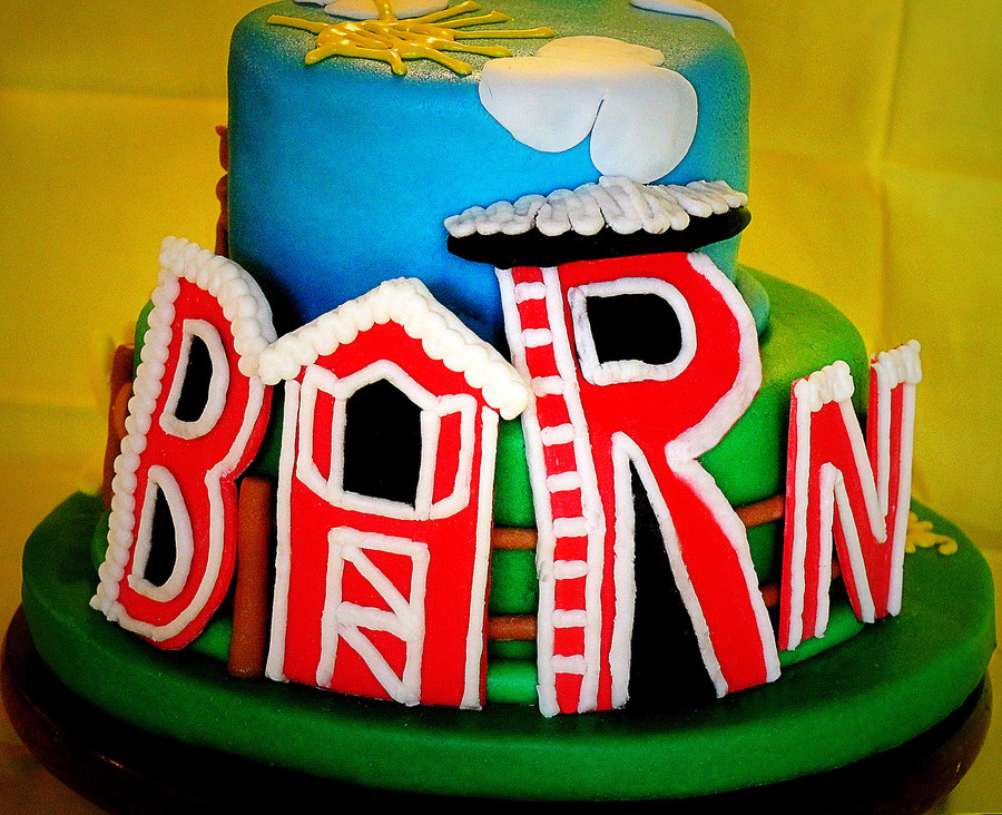 Kayleigh Birthday Cake