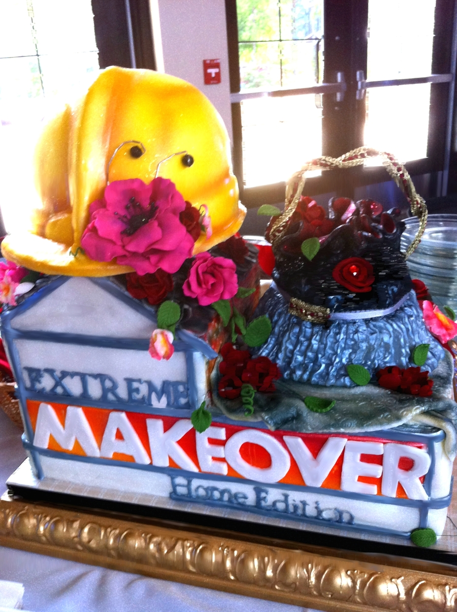 Extreme Makeover Home Edition Cakecentral
