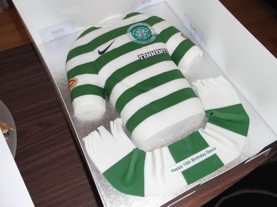 Celtic Fc Cake