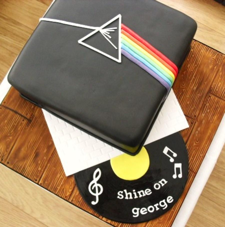 Pink Floyd Cake Images : Pink Floyd Birthday Cake - CakeCentral.com